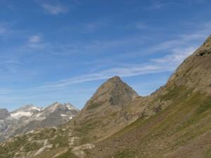 Pico Salvaguardia, desde La Picada
