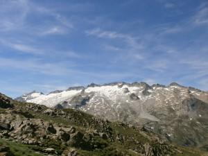 Glaciares Maladeta y Aneto