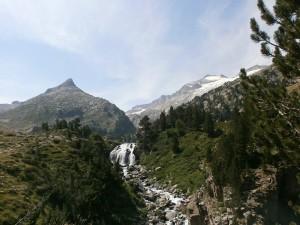 Cascada del Forau d'Aiguallut