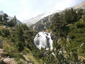 Cascada Forau d'Aiguallut