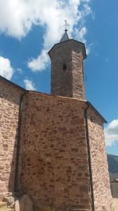 Neril. Campanario iglesia parroquial