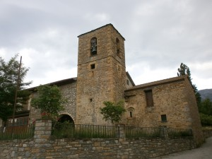 Egea. Iglesia de San Esteban