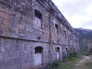 Biescas. Fuerte de Santa Elena