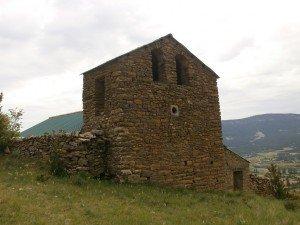 Padarnín. Ermita de San Pedro
