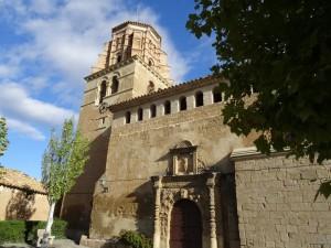 Sieso. Iglesia San Martín Obispo
