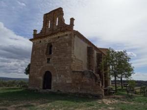 Casbas de Huesca. Ermita de San José