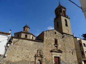 Perarrúa. Iglesia de San Martín