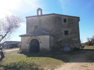 Junzano. Ermita Nuestra Señora de Torrolluelas