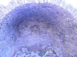 Perarrúa. Antigua ermita de San Martín