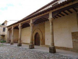 Casbas de Huesca. Monasterio Ntra. Sra. de la Gloria