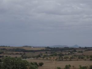 El Somontano desde Ponzano