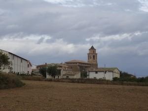 Ponzano. Camino de la Ermita de San Román