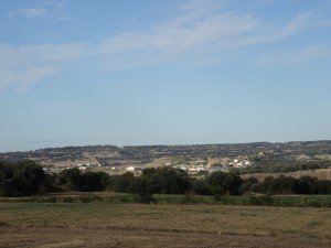 Torres de Montes. Camino de Bespén