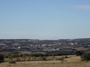 Blecua, camino de Bespén