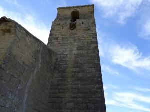Bespén. Torre iglesia San Juan Evangelista