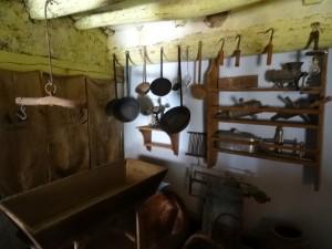 Blecua. Museo Buil. Instrumentos de la matanza