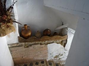 Blecua. Museo Buil. Repisa para los cántaros