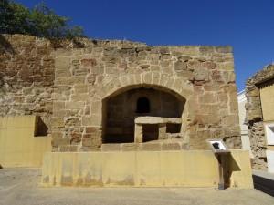 Antillón. Antiguo horno medieval