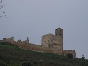 Benabarre. Castillo de los Condes de Ribagorza