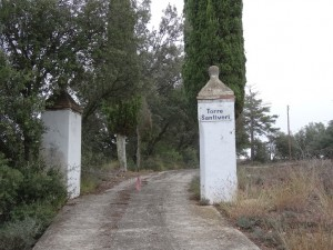 Benabarre. Casa Santiveri