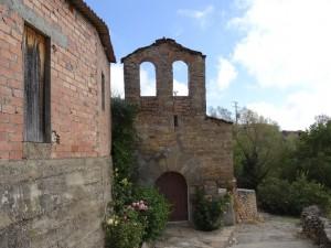 Sagarras Altas. Iglesia parroquial