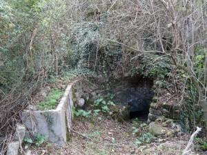 Sagarras Altas. Abrevadero y fuente