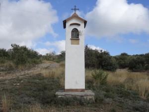 Sagarras Altas. Pilaret San Pedro Mártir