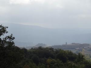 Sagarras Altas. Vista de Sagarras Bajas