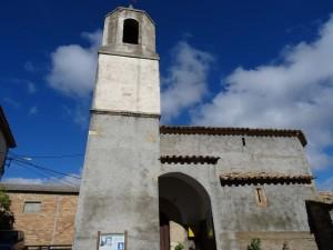 Sagarras Bajas. Iglesia Santa Magdalena