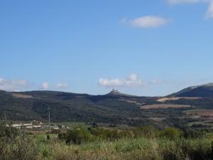 Castilo de Viacamp. Camino de Tolva