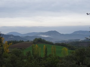 La Fueva. Una vista desde La Cabezonada