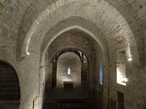 San Juan de Toledo. Interior iglesia San Juan Bautista