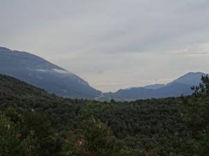 Camino San Victorián. Collado de Foradada
