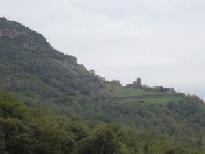 Monasterio de San Victorián. Camino de Oncins