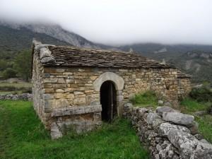 Oncins. Ermita La Magdalena