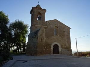 Monesma. Iglesia La Inmaculada