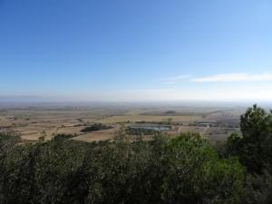 Campos de regadío de Monesma e Ilche