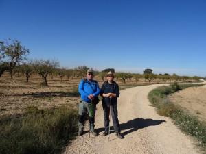 Camino de Lagunarrota