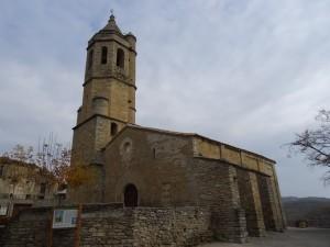 Luzás. San Cristóbal