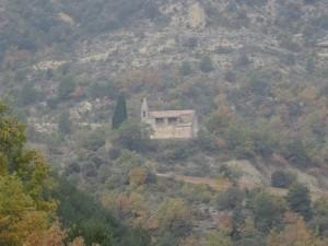 Luzás. Ermita de San Bendito