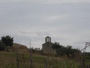Lascuarre. Ermita La Magdalena