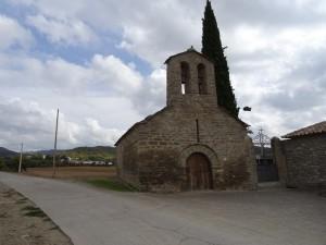 Lascuarre. Ermita de San Martín