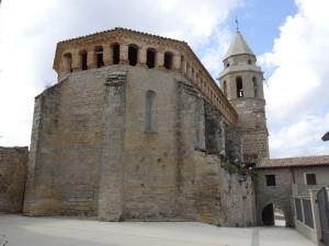 Lascuarre. Iglesia de La Asunción
