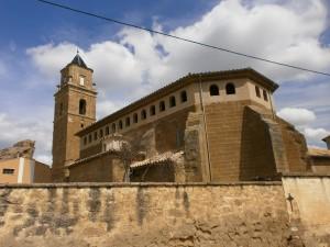 Azara. Santa Lucía