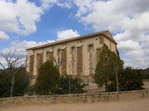 Peraltilla. Ermita de San Joaquín