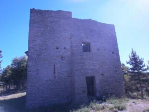 Lascuarre. Torre de los Moros