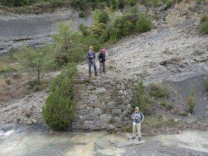 La Cabezonada. Cruzando el río de La Nata