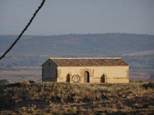 Monesma. Ermita Santiago
