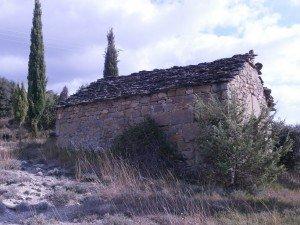 Lascuarre. Salanova. Ermita de San Macario