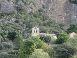 Serraduy. Ermita Virgen de la Feixa (s. XI)